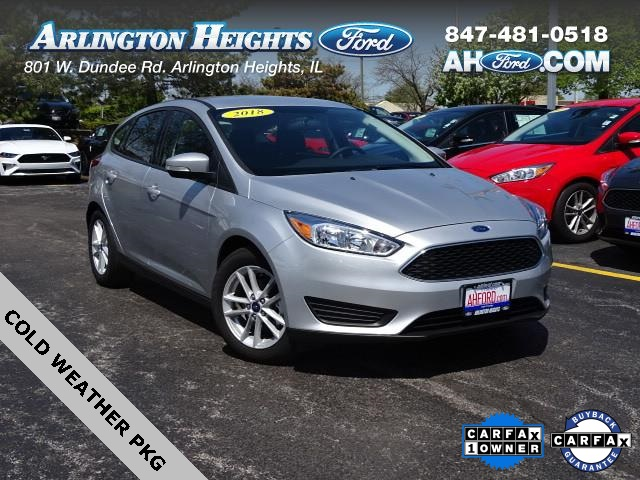 Ford Focus 2018 $16991.00 incacar.com