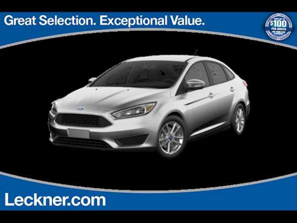 Ford Focus 2018 $13625.00 incacar.com