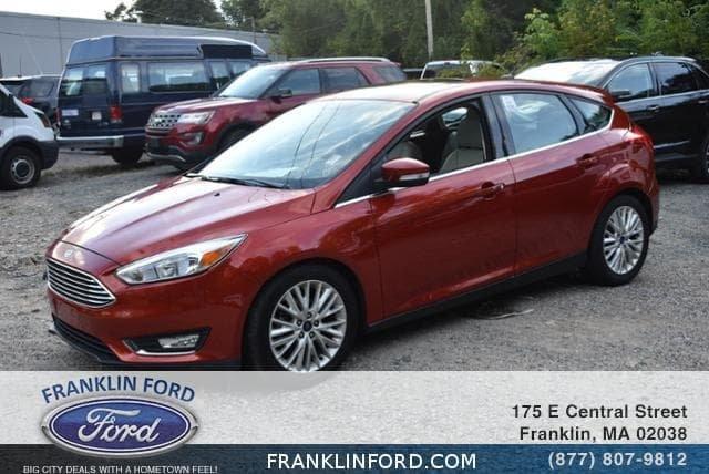 Ford Focus 2018 $17995.00 incacar.com