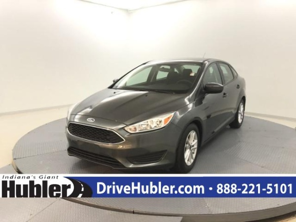 Ford Focus 2018 $11995.00 incacar.com