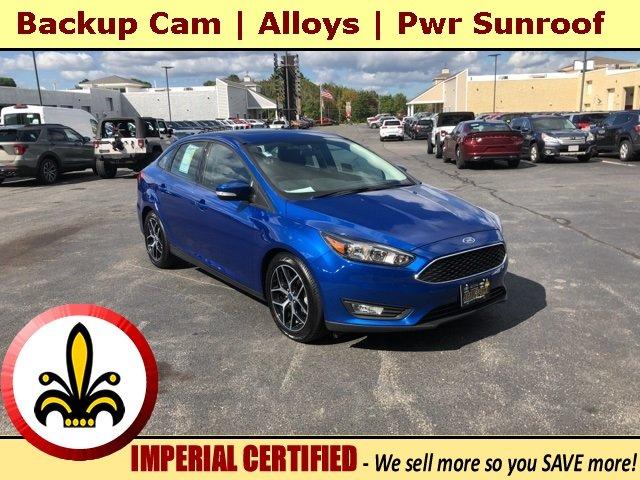 Ford Focus 2018 $18677.00 incacar.com
