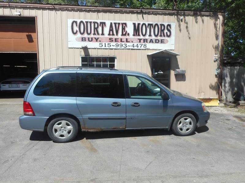 Ford Freestar 2004 $1495.00 incacar.com