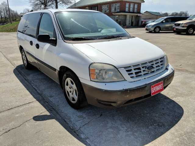 used Ford Freestar 2006 vin: 2FMZA51676BA20866
