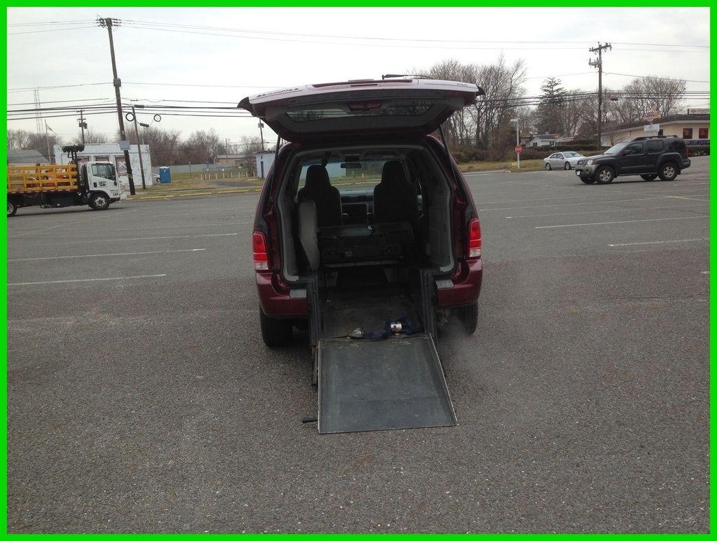 Ford Freestar 2007 $4500.00 incacar.com