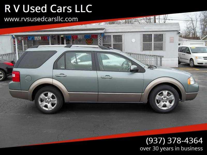 Ford Freestyle 2005 $2995.00 incacar.com