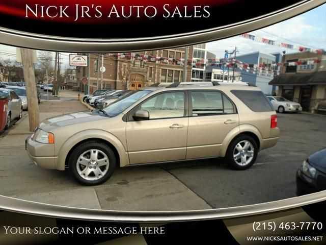 Ford Freestyle 2006 $4995.00 incacar.com