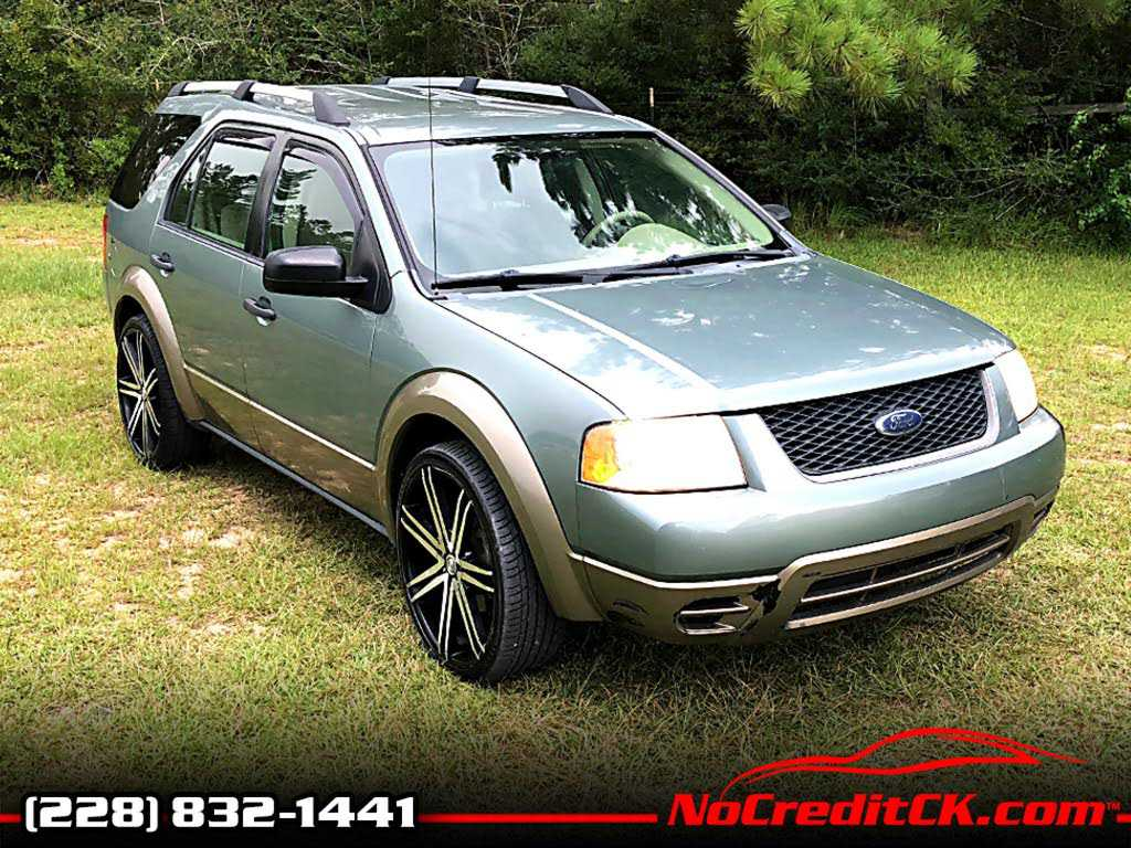 Ford Freestyle 2006 $3695.00 incacar.com