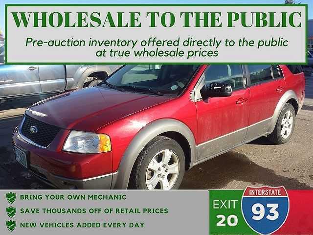 Ford Freestyle 2007 $1998.00 incacar.com