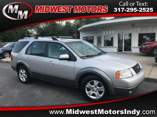 used Ford Freestyle 2007 vin: 1FMZK02107GA10371