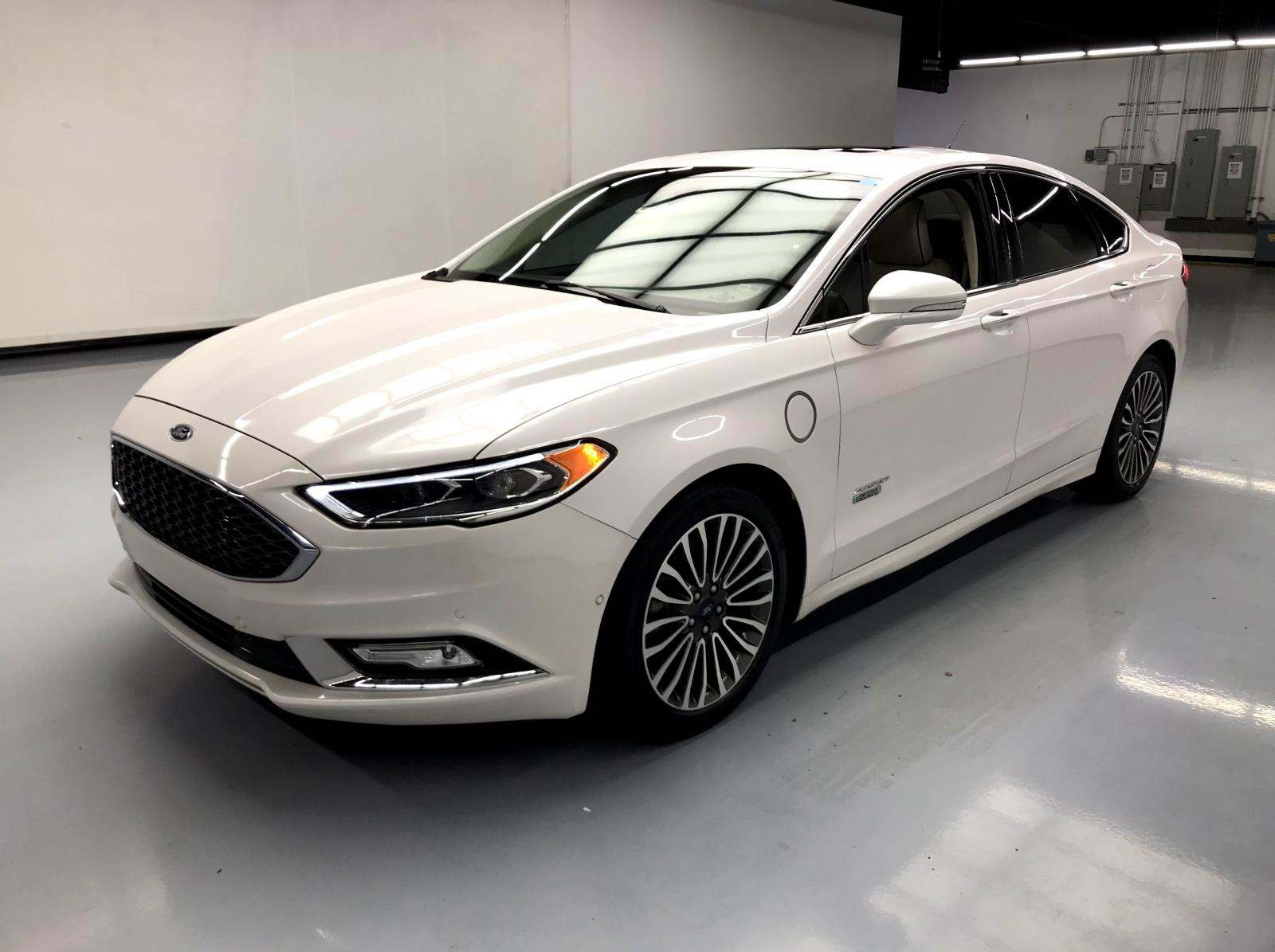 used Ford Fusion Hybrid 2017 vin: 3FA6P0SU2HR184817
