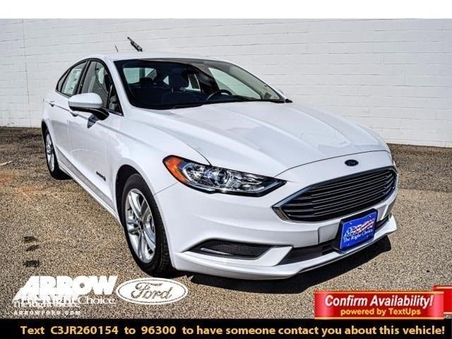 Ford Fusion Hybrid 2018 $26285.00 incacar.com