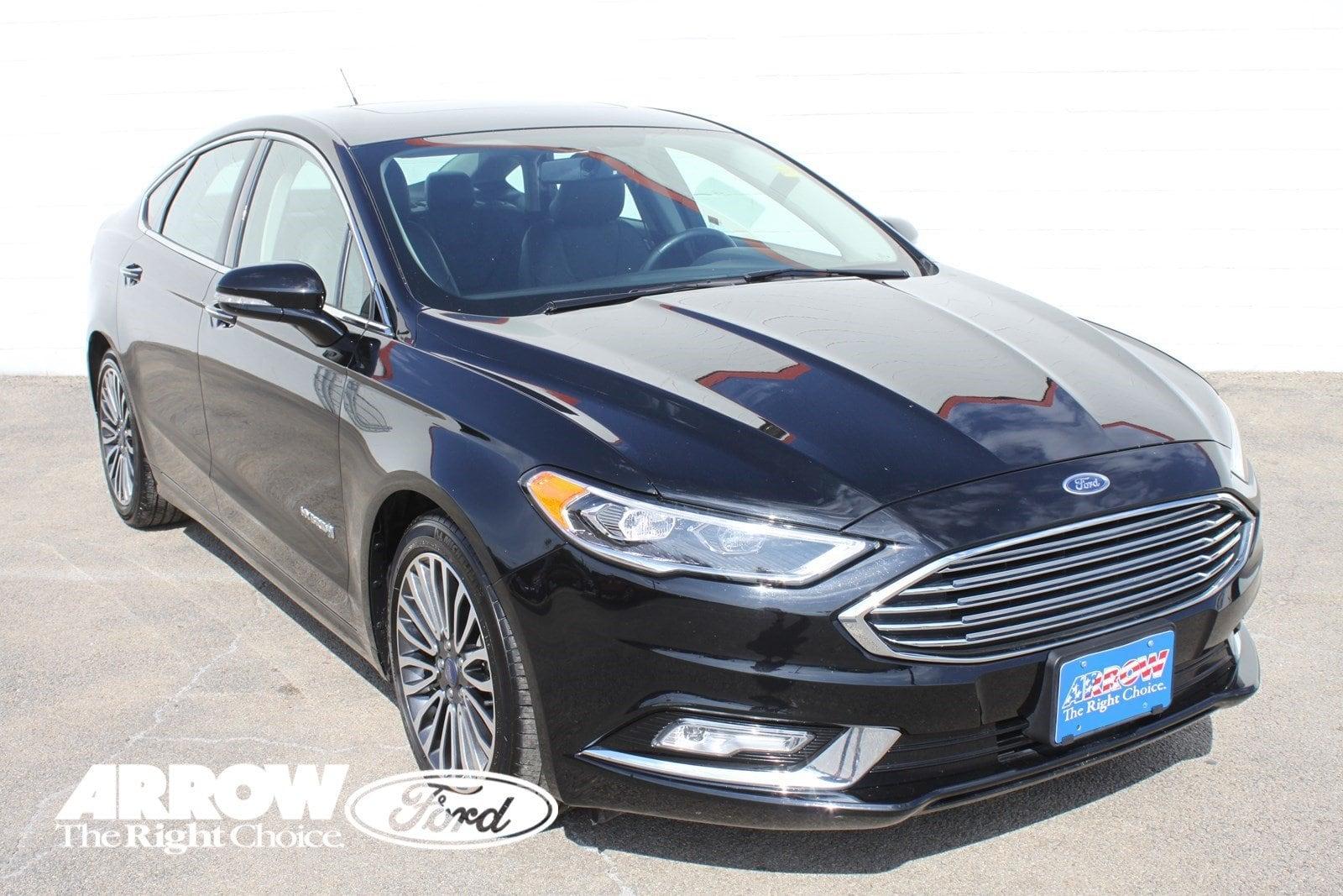 Ford Fusion Hybrid 2018 $19700.00 incacar.com