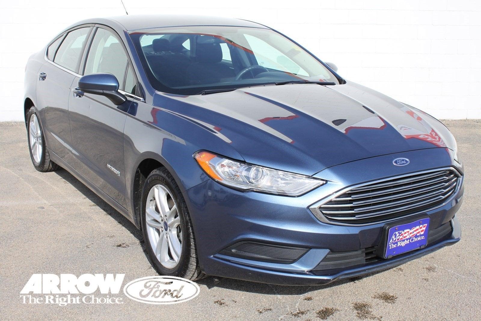 Ford Fusion Hybrid 2018 $16400.00 incacar.com