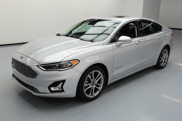 used Ford Fusion Hybrid 2019 vin: 3FA6P0RUXKR137337