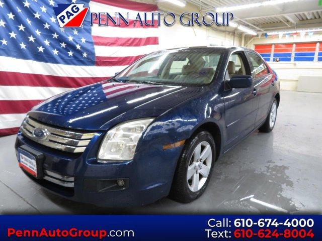 Ford Fusion 2006 $4177.00 incacar.com