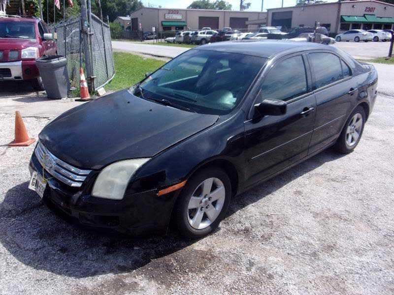 Ford Fusion 2006 $1225.00 incacar.com