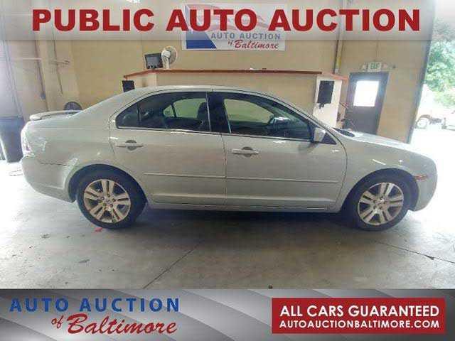 Ford Fusion 2006 $1600.00 incacar.com