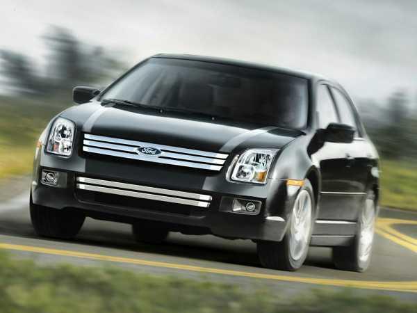 Ford Fusion 2006 $9864.00 incacar.com