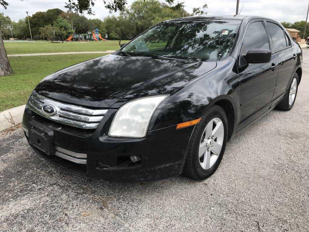 Ford Fusion 2007 $2500.00 incacar.com