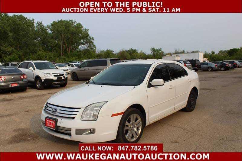 Ford Fusion 2007 $1800.00 incacar.com