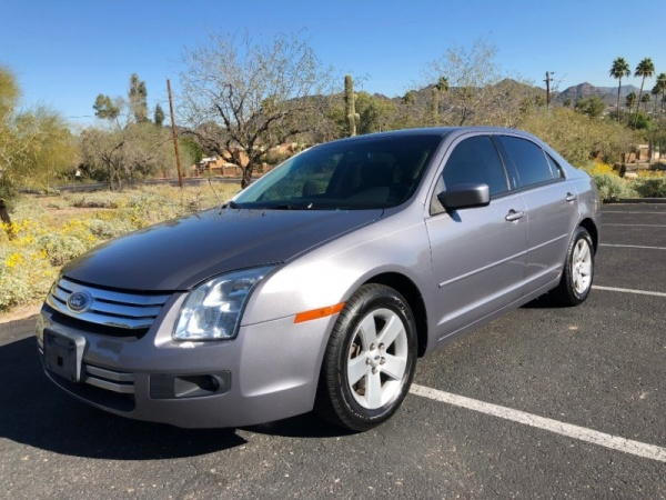 used Ford Fusion 2007 vin: 3FAHP07137R119173