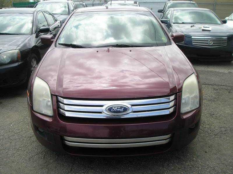 Ford Fusion 2007 $2400.00 incacar.com