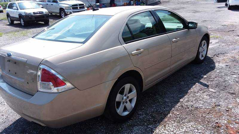 used Ford Fusion 2007 vin: 3FAHP07Z47R230532