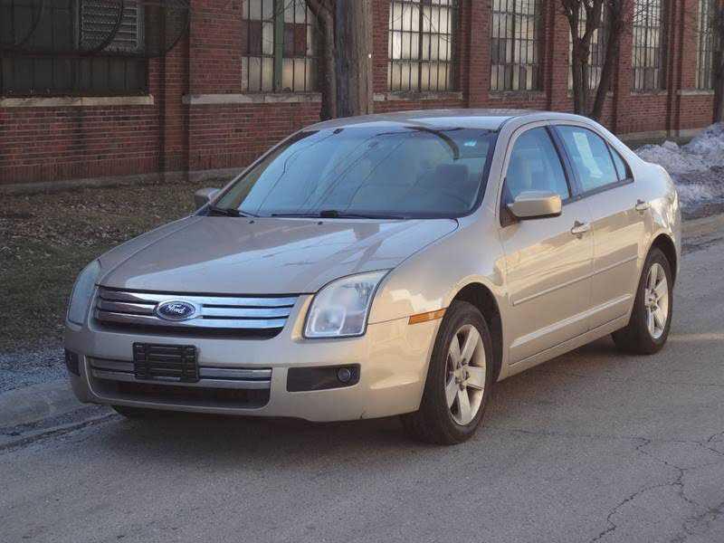 Ford Fusion 2007 $2499.00 incacar.com