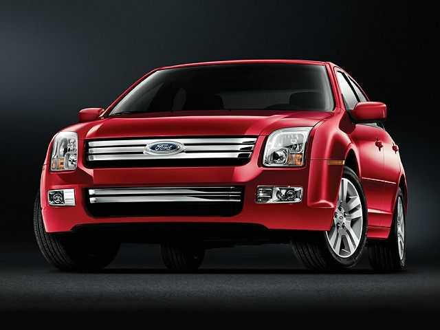 Ford Fusion 2008 $1688.00 incacar.com