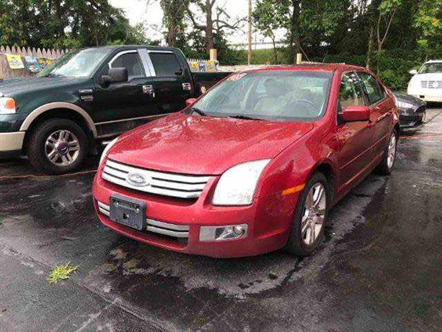 Ford Fusion 2008 $3500.00 incacar.com