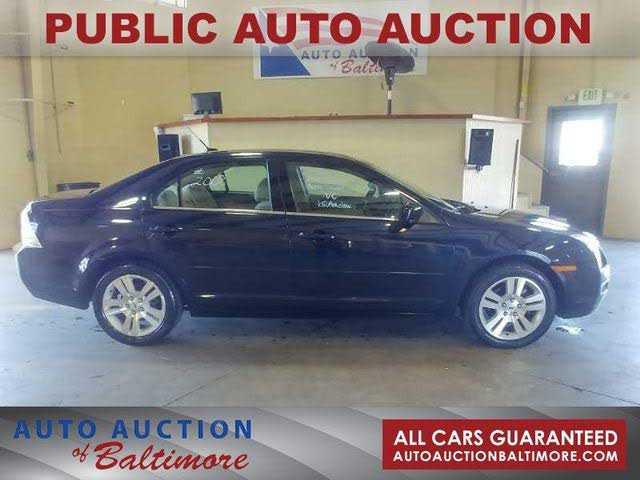 Ford Fusion 2008 $2200.00 incacar.com