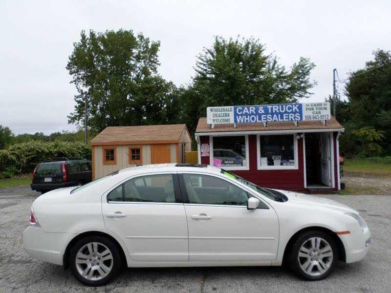 Ford Fusion 2008 $4900.00 incacar.com