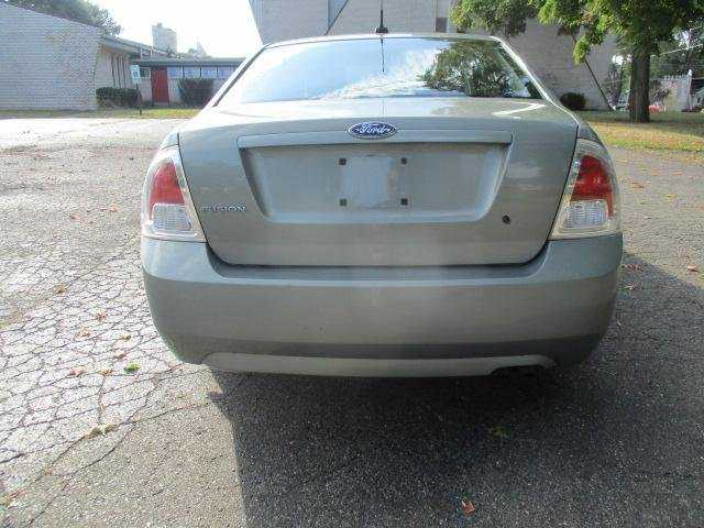 used Ford Fusion 2008 vin: 3FAHP06Z08R226349