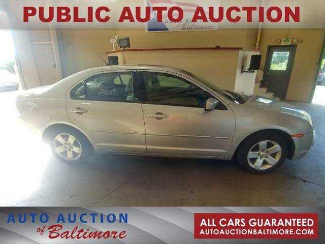 Ford Fusion 2009 $2600.00 incacar.com