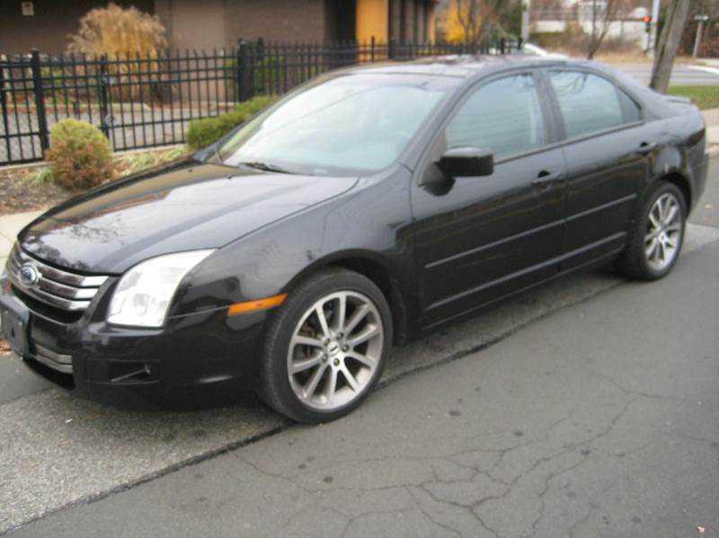 Ford Fusion 2009 $5490.00 incacar.com