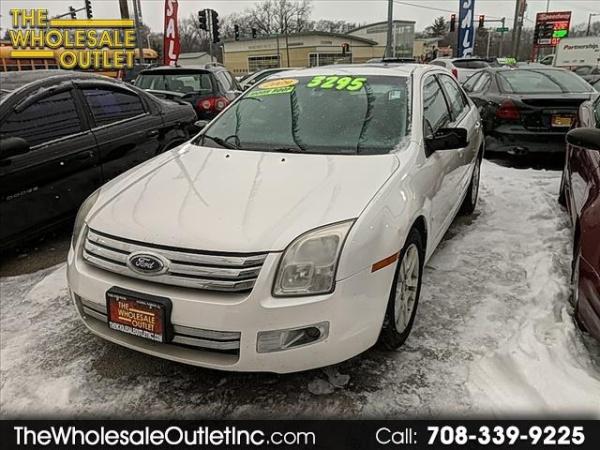 Ford Fusion 2009 $3295.00 incacar.com