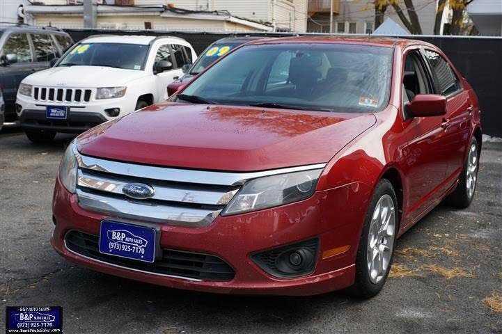 Ford Fusion 2010 $2491.00 incacar.com