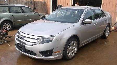 Ford Fusion 2010 $2995.00 incacar.com