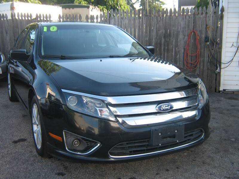 used Ford Fusion 2010 vin: 3FAHP0JA3AR326274