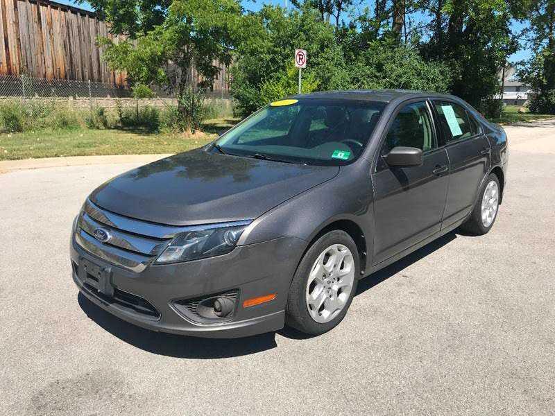 Ford Fusion 2010 $3499.00 incacar.com