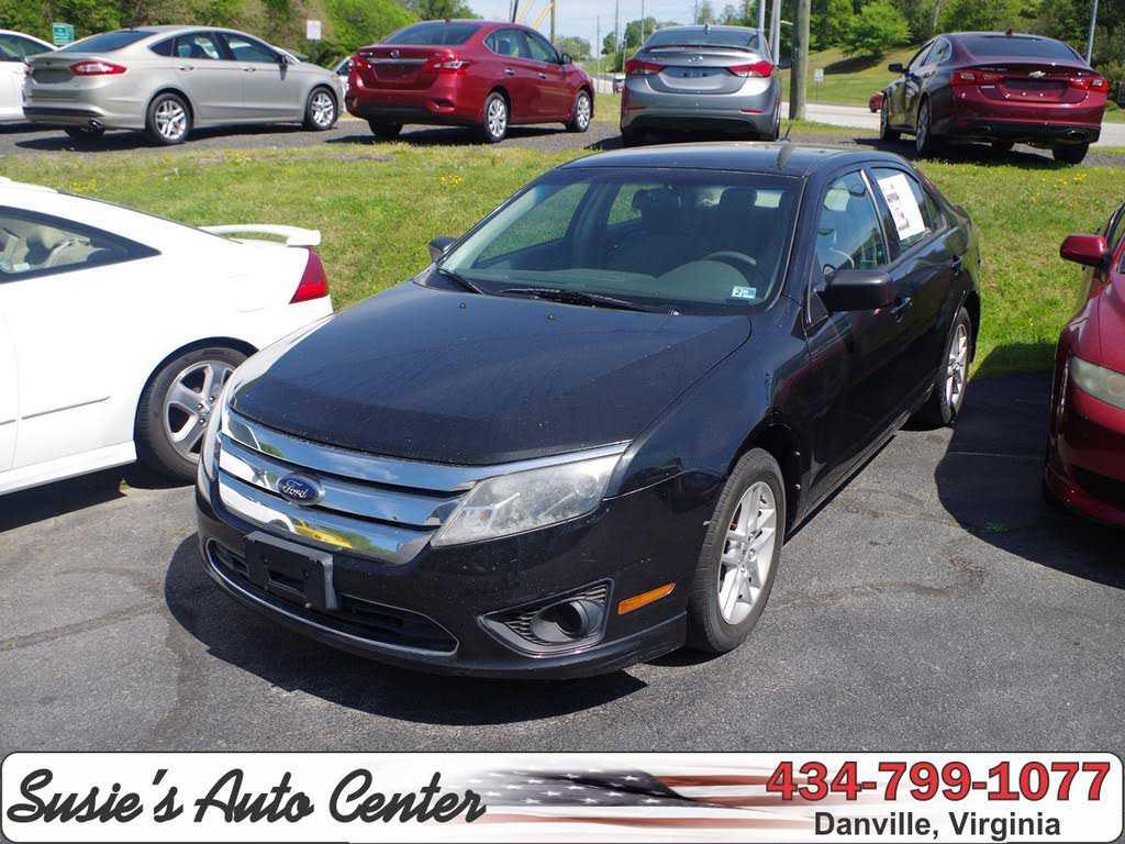 Ford Fusion 2010 $3395.00 incacar.com