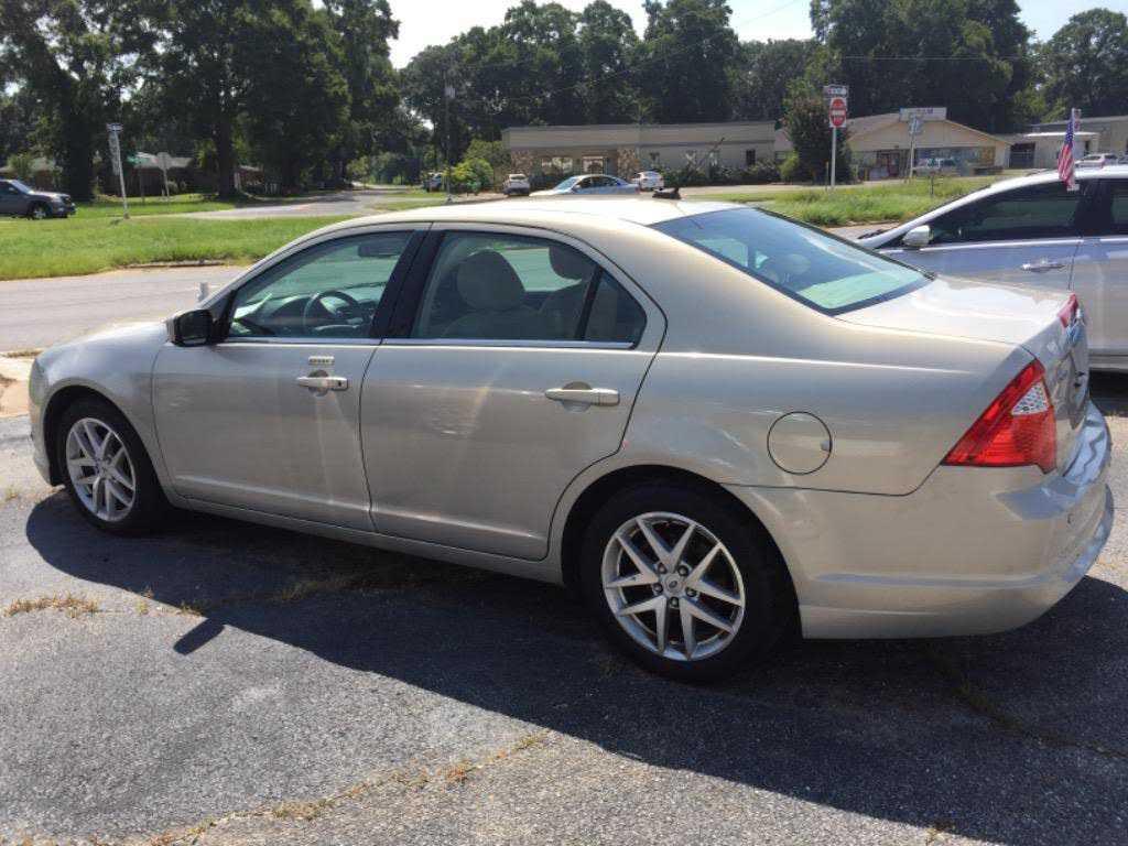 Ford Fusion 2010 $6395.00 incacar.com