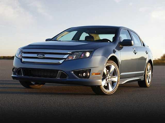 Ford Fusion 2010 $2998.00 incacar.com