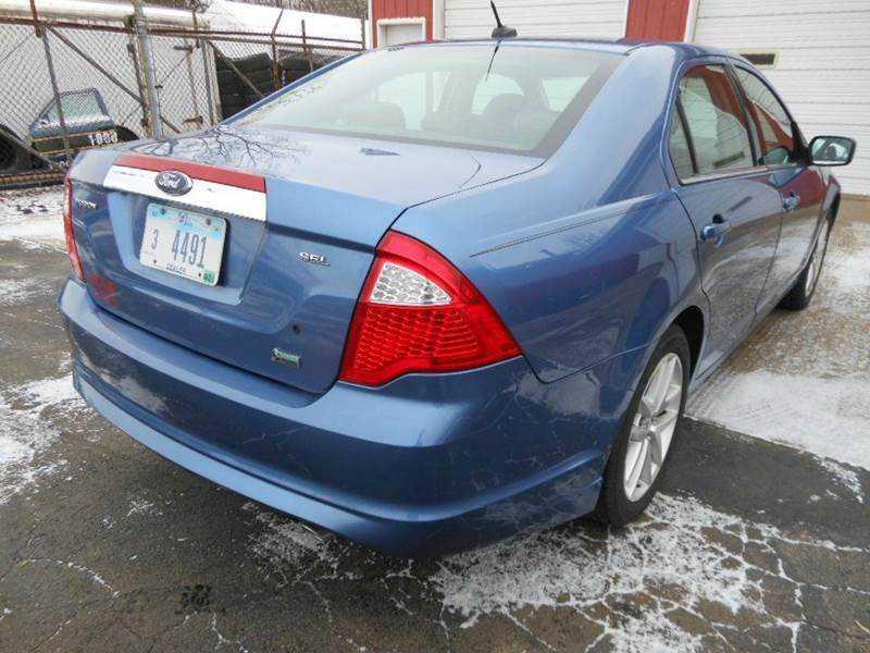 Ford Fusion 2010 $5995.00 incacar.com