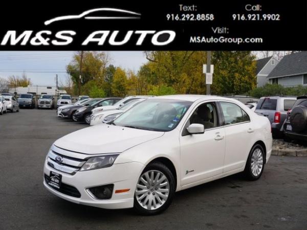 Ford Fusion 2011 $11595.00 incacar.com