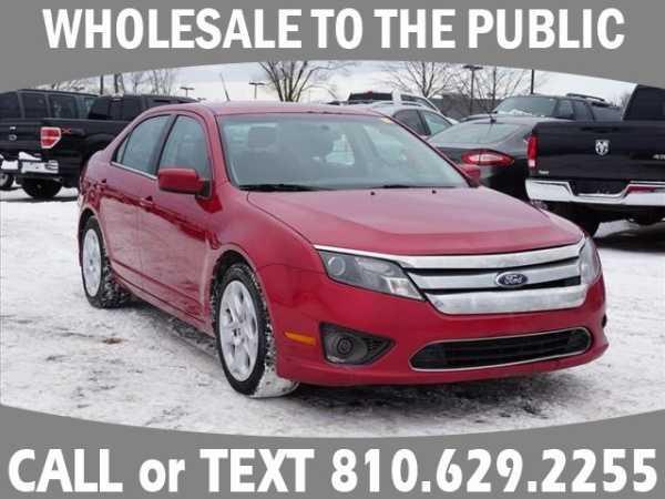 Ford Fusion 2011 $2500.00 incacar.com