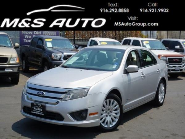 Ford Fusion 2011 $12595.00 incacar.com