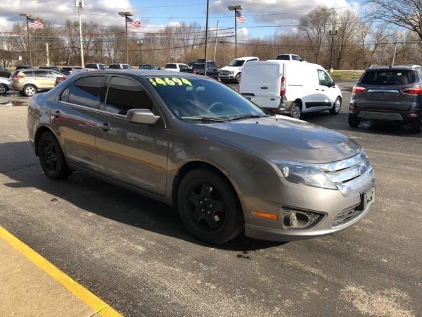 Ford Fusion 2011 $4694.00 incacar.com