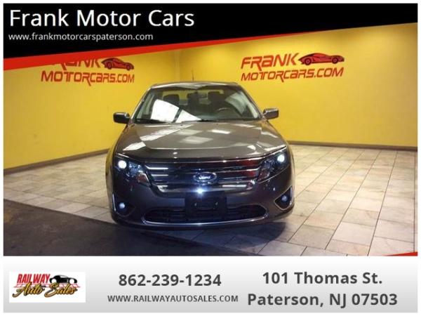 Ford Fusion 2011 $4299.00 incacar.com