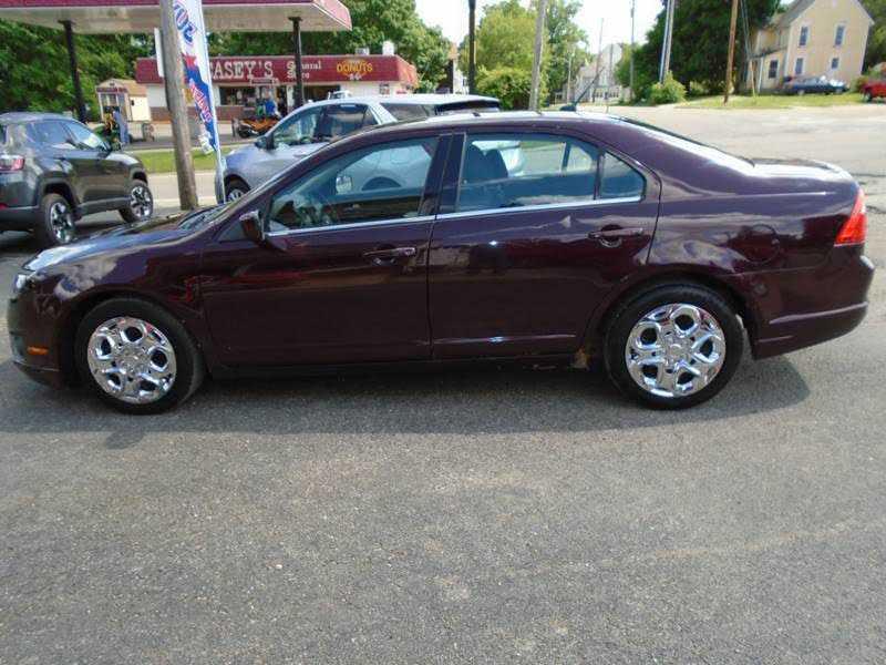 Ford Fusion 2011 $1800.00 incacar.com
